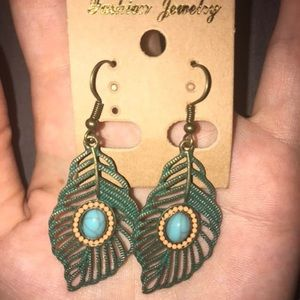 New earrings
